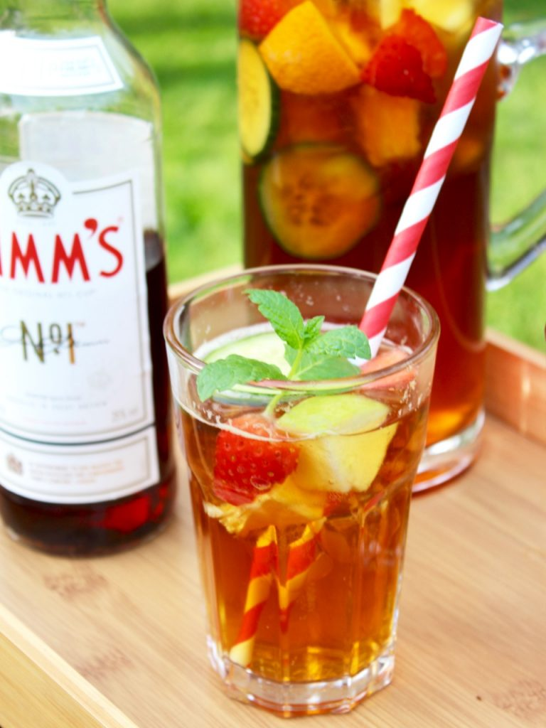 Cocktail of the Week | Perfect Pimm's