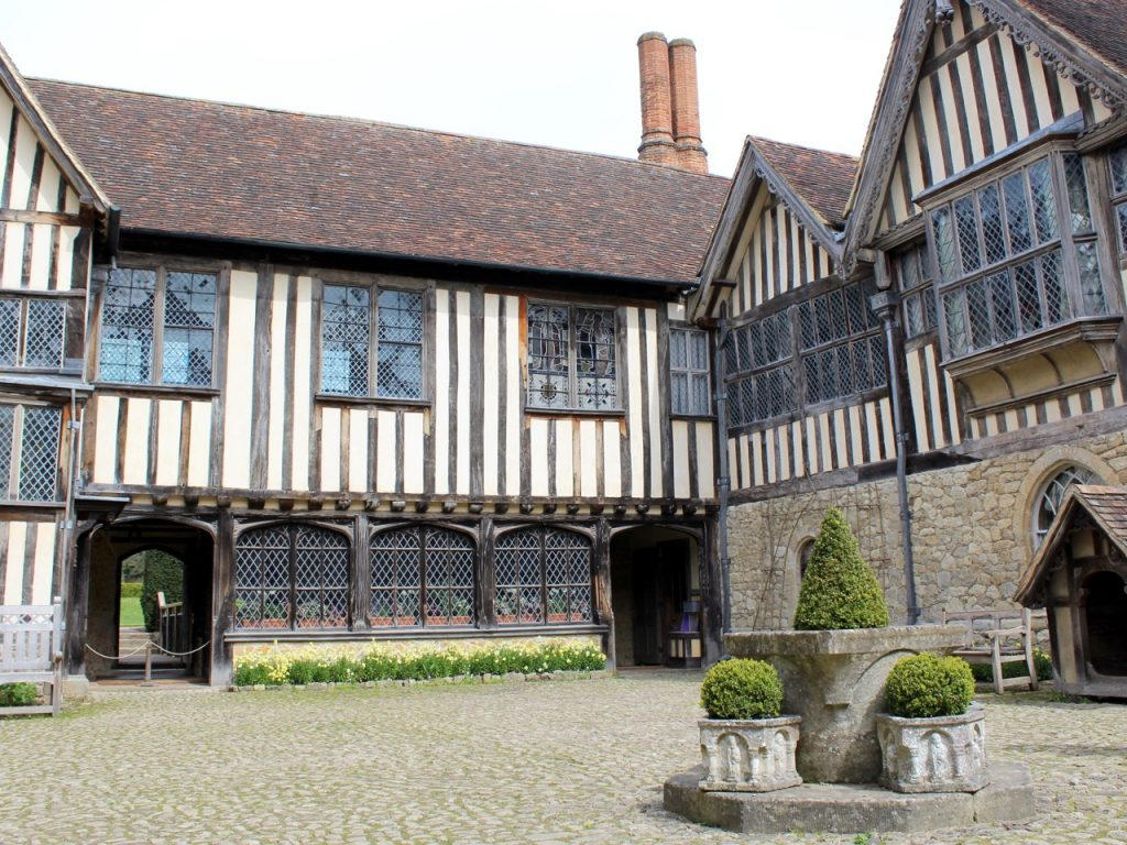 Day out - Ightham Mote