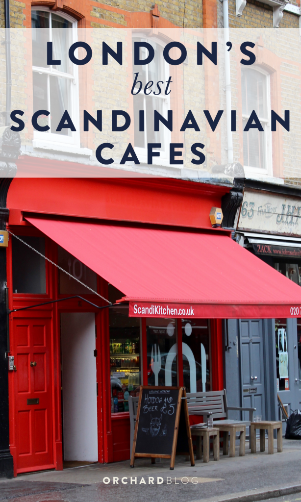 Orchard Blog | London's Best Scandinavian Cafes