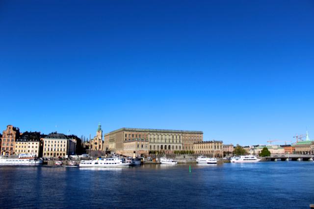 Stockholm |Royal Palace