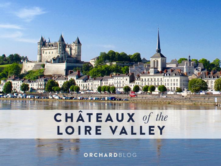 Châteaux Loire Valley