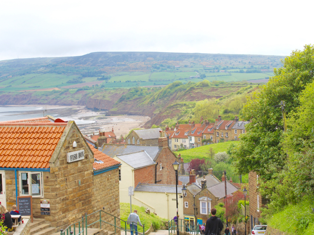 Yorkshire Coast | Robin Hood Bay