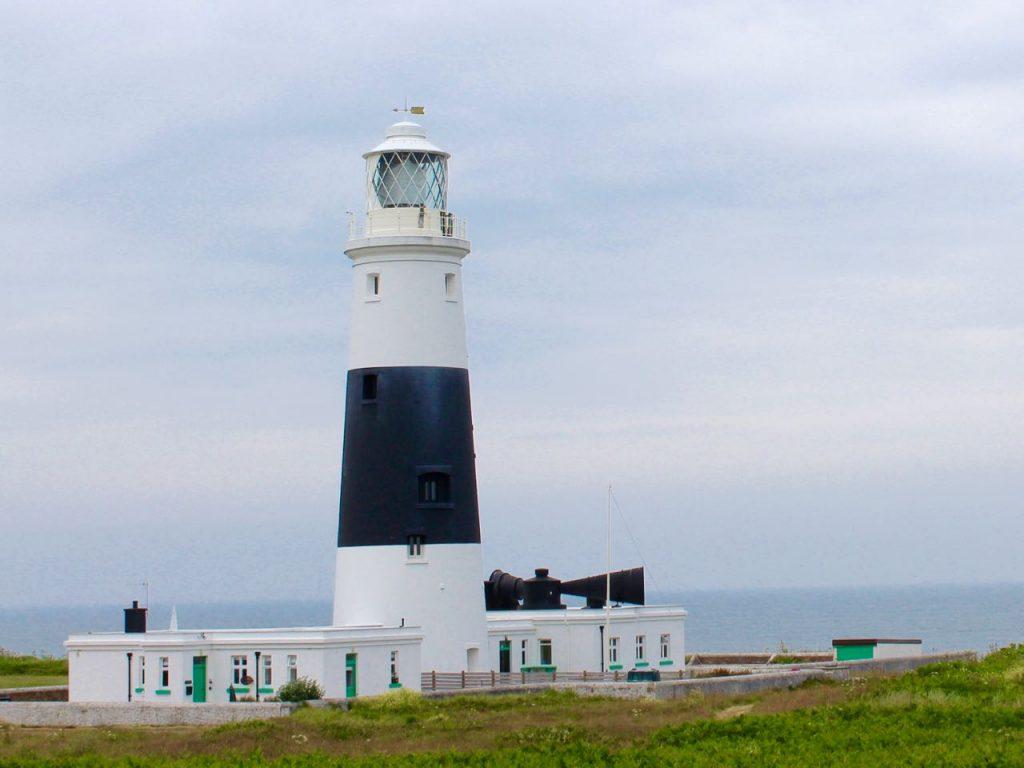 Total Guide to Alderney |Mannez Lighthouse