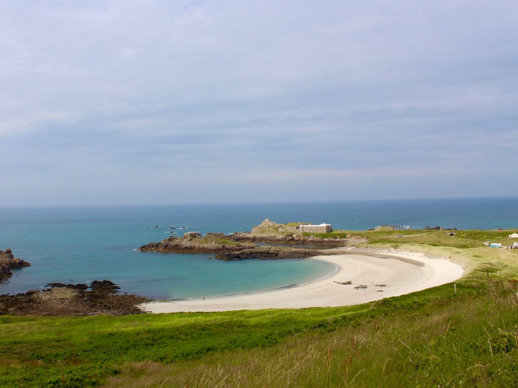 Total Guide To Alderney | Fort Clonque