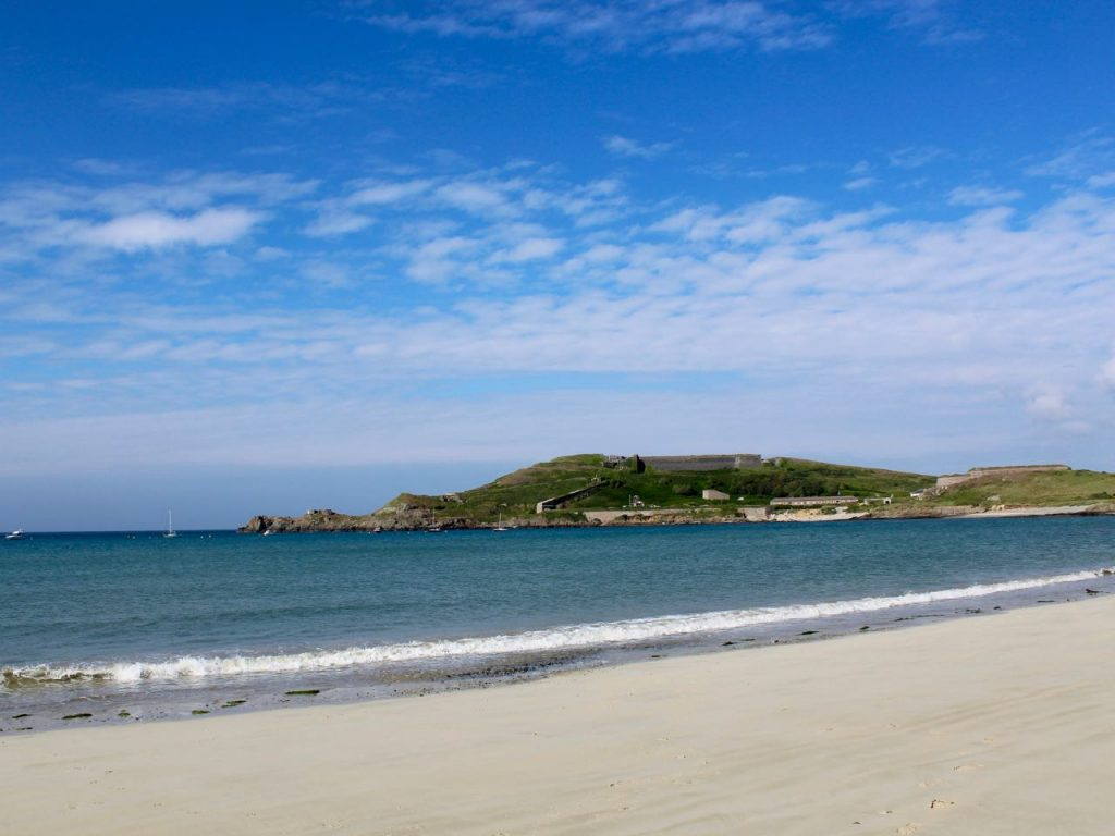 Total Guide to Alderney | Braye Beach