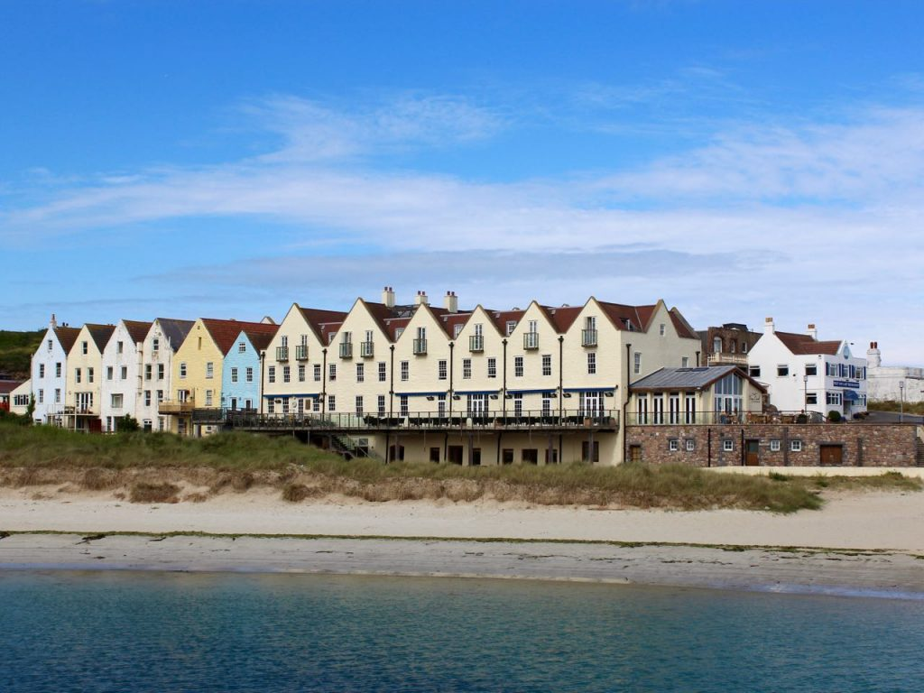 Total Guide to Alderney | Braye Beach Hotel