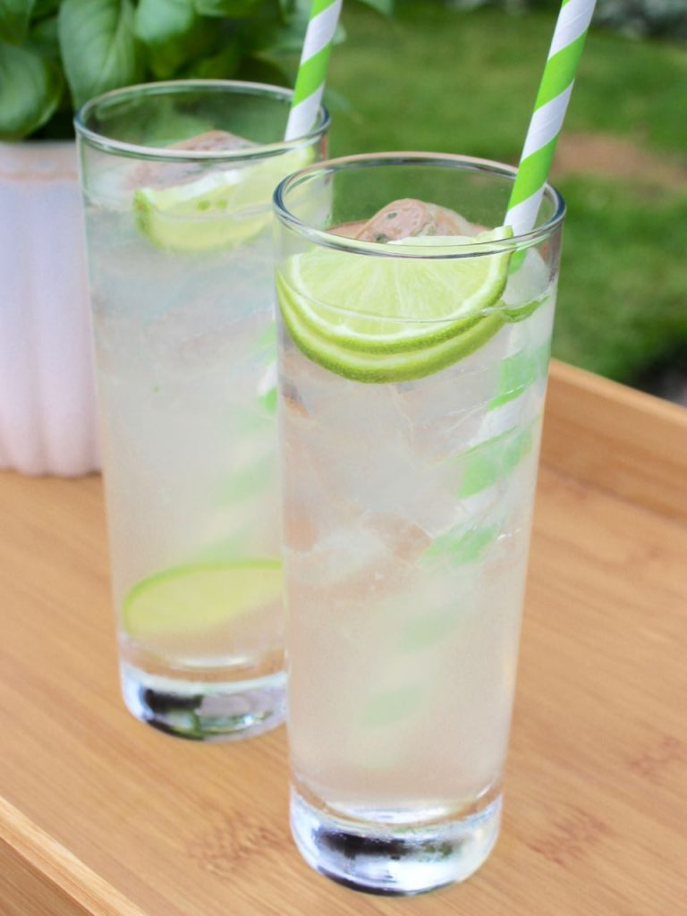 Basil & Lime Cooler