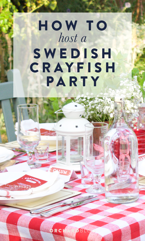 Orchard Blog | Crayfish Party