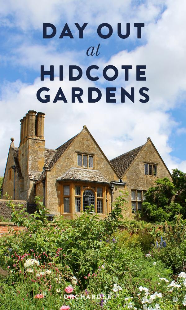 Orchard Blog | Hidcote Gardens