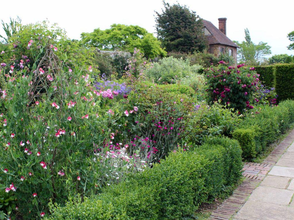 Sissinghurst Garden 4