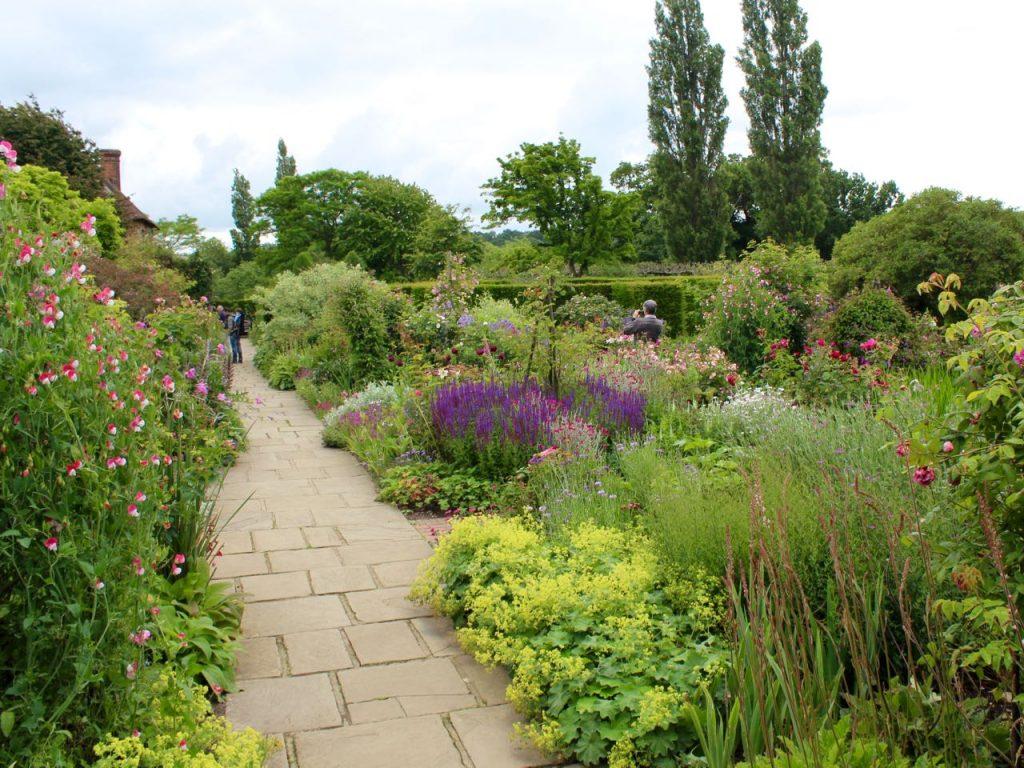 Sissinghurst Garden 7