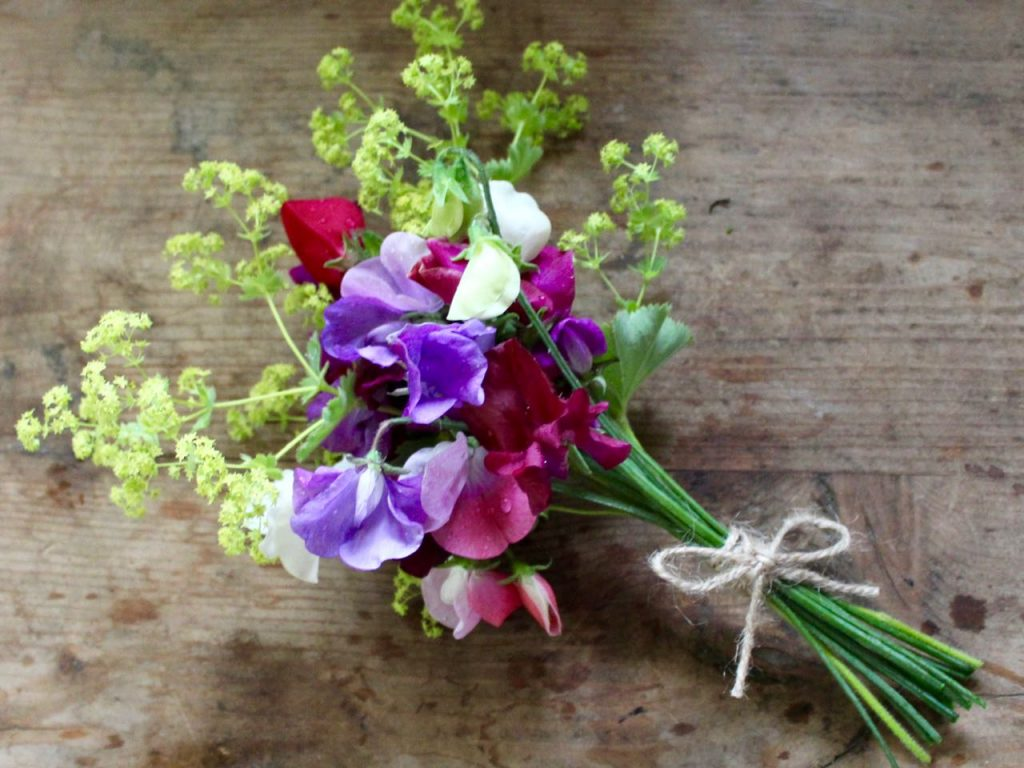 Top five | Sweet Peas