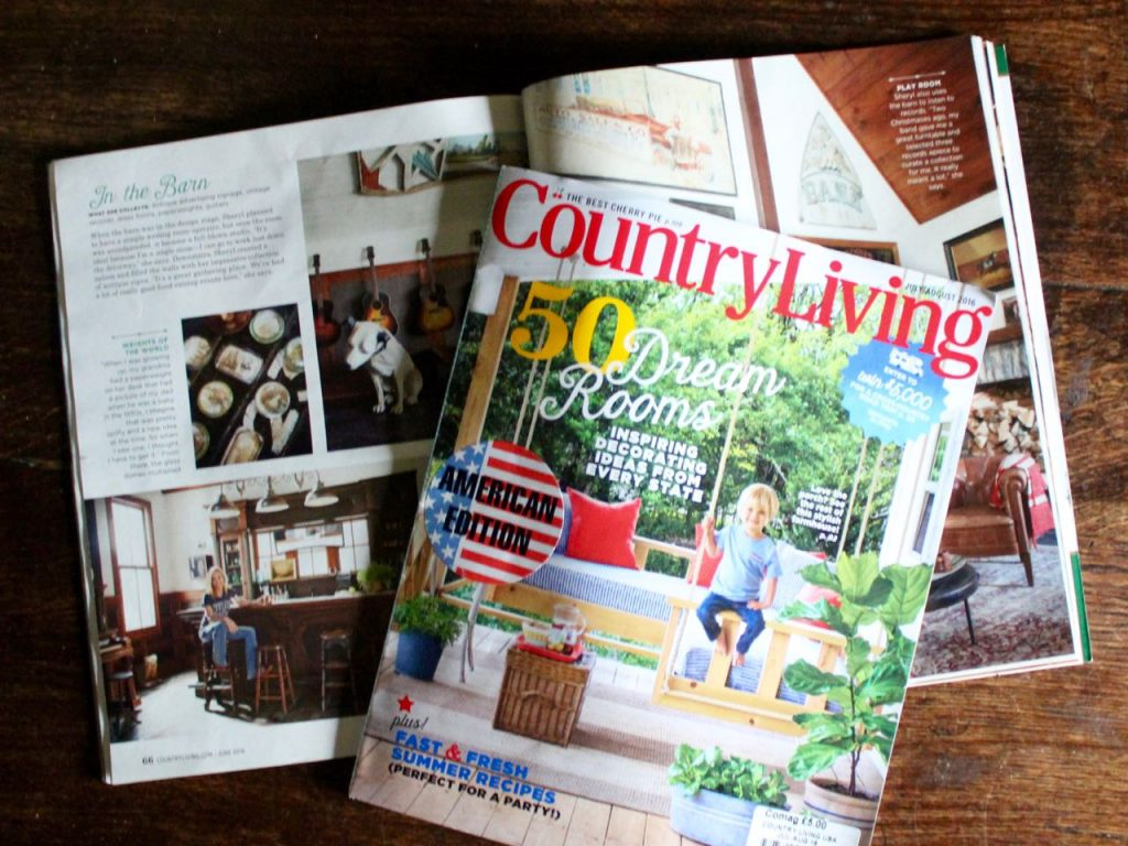 Top Five | Country Living