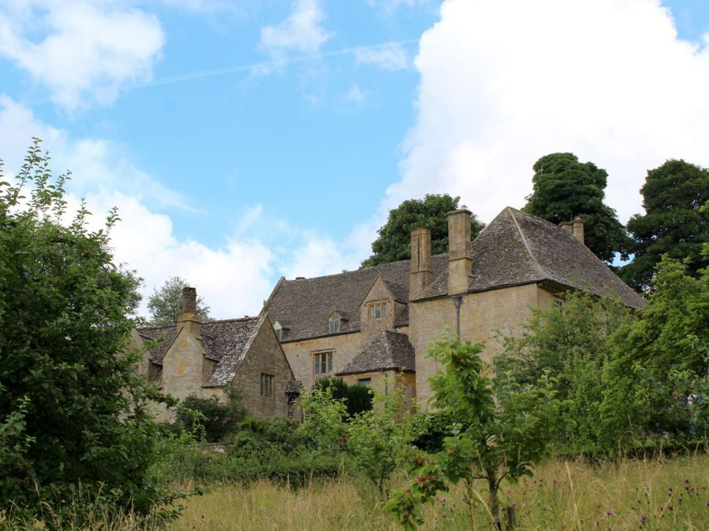 Top Five | Snowshill Manor