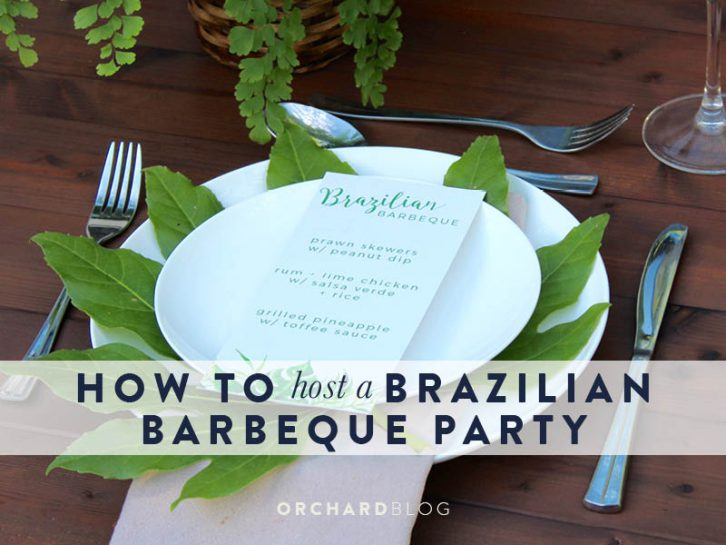 Brazilian Brabeque Party