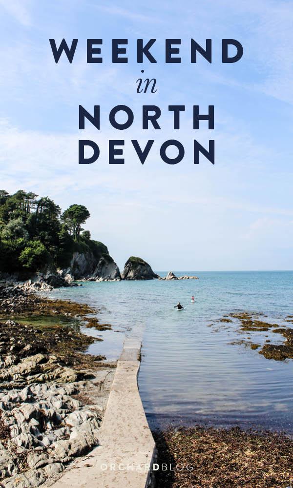North Devon Weekend