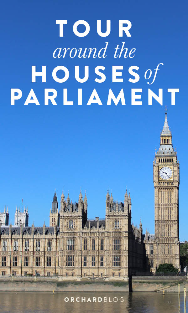 Tour Around Houses of Parliament