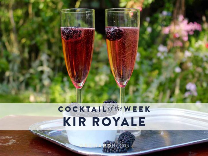 Cocktail of the week | Kir Royale
