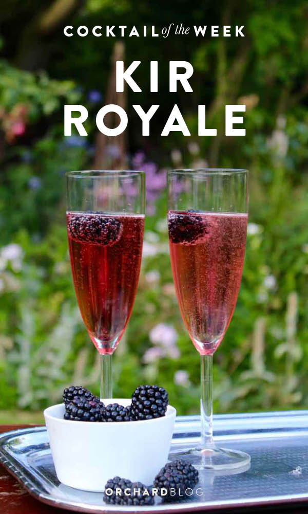 Champagne Cocktail | Kir Royale