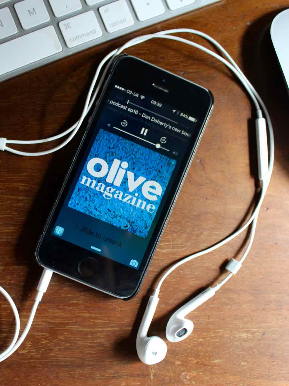 Olive Magazine Podcast