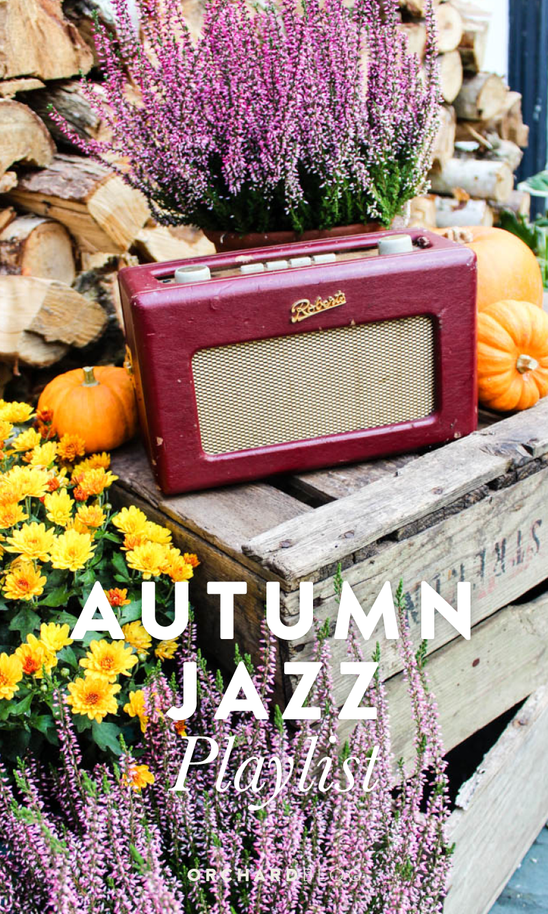 Autumn Jazz Playlist