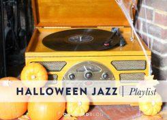 Halloween Jazz Playlist