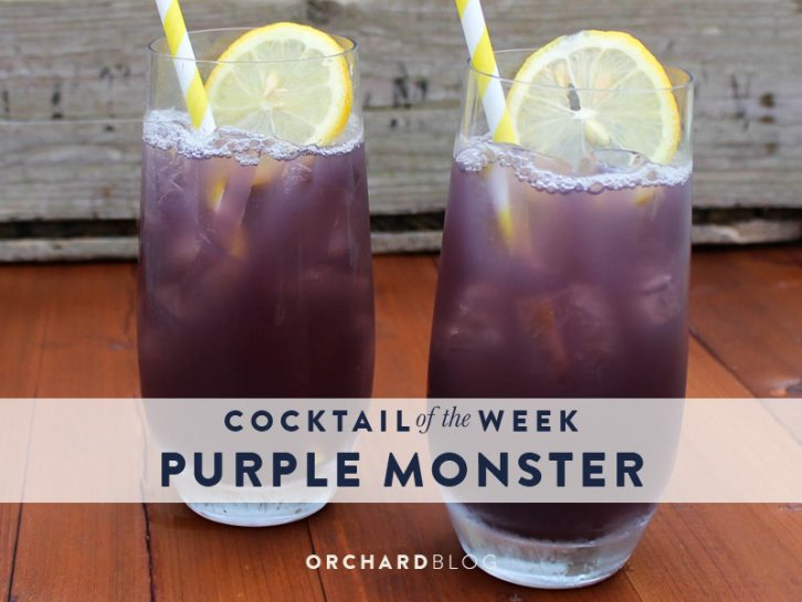 Purple Monster