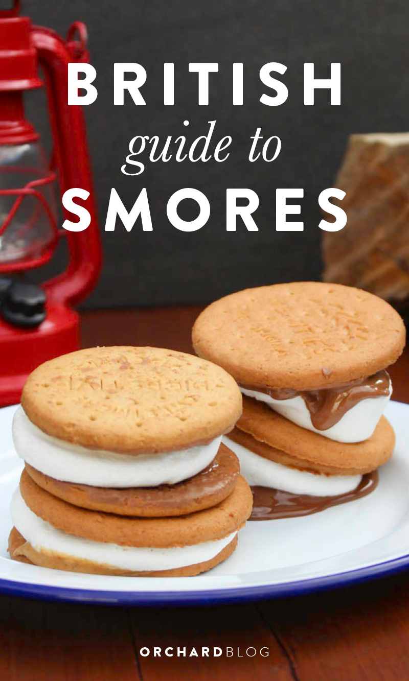 A British Guide to Smores