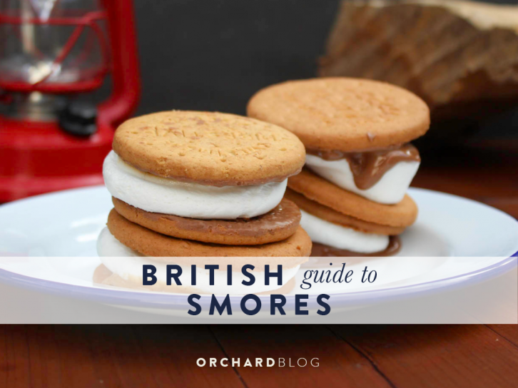British Guide to Smores