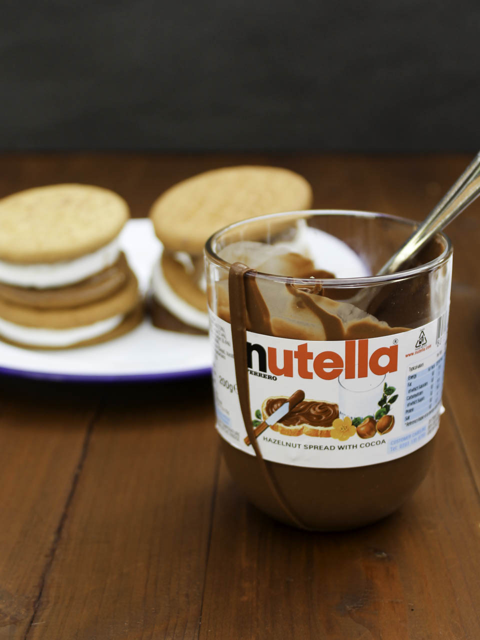 Nutella and Smores