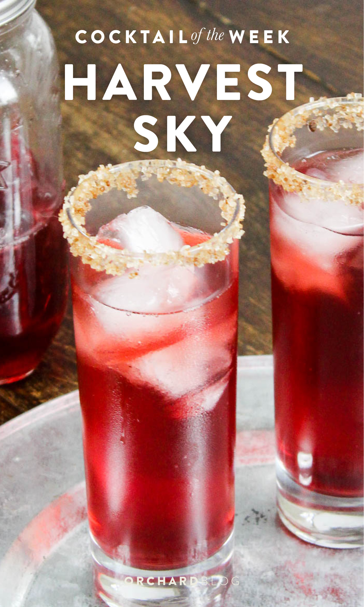 Harvest Sky Cocktail