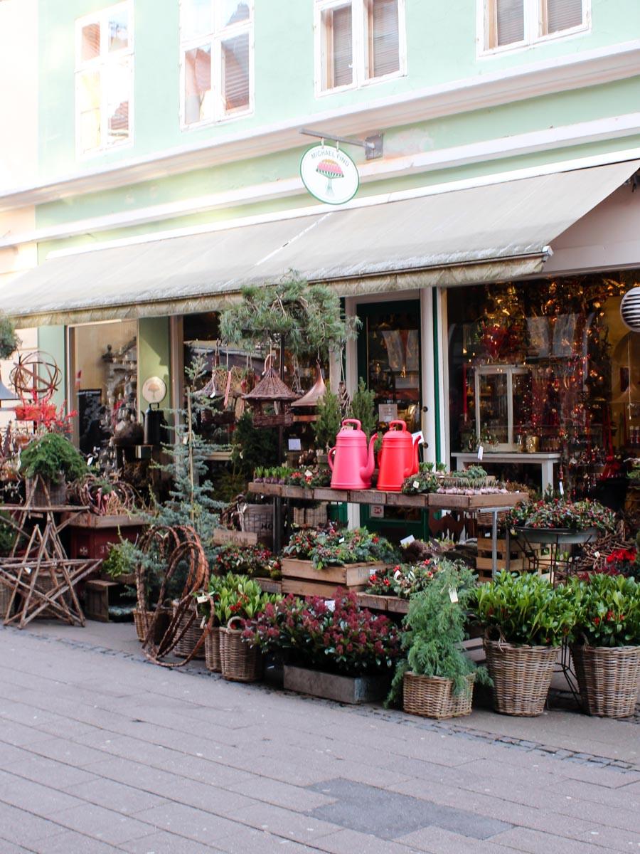Florist in Helsingør
