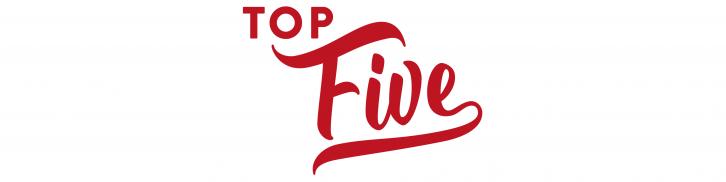 Top Five Christmas