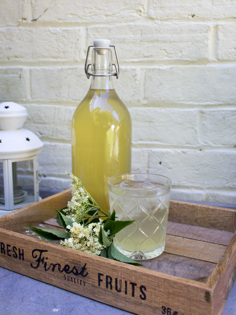Elderflower Cordial