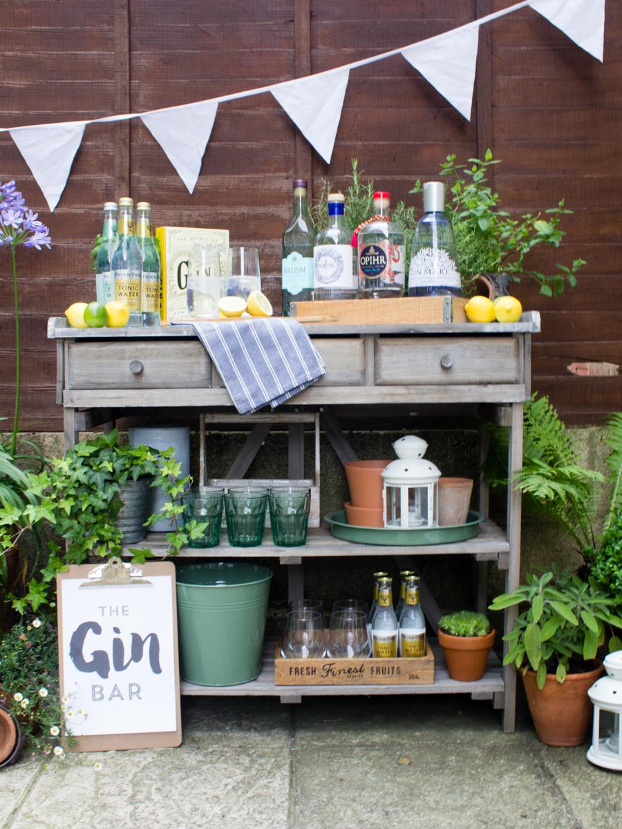 Garden Gin Bar
